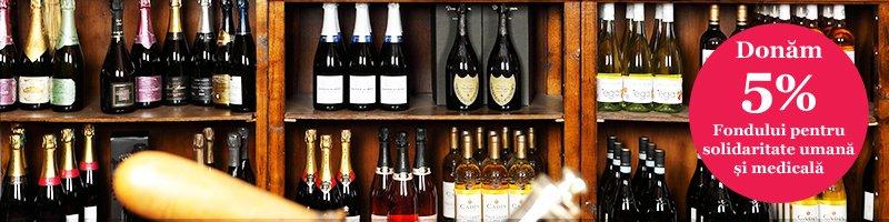 Licitația de Vinuri de Vară & Șampanii de Colecție #365/2020