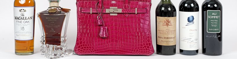 Licitația de Crăciun - Hermès, Chanel, Louis Vuitton și Vinuri de Colecție #384/2020