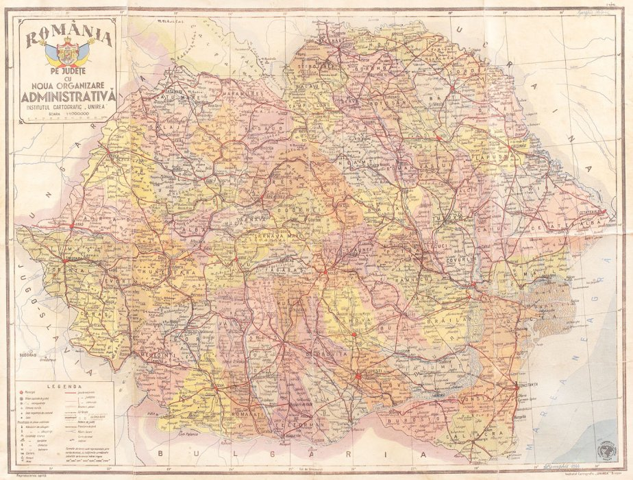 Licitația Romania Regală Centenarul Marii Uniri 294 2018